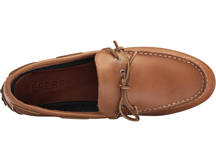 Sperry Hamilton Ii 1-eye Tan Loafers