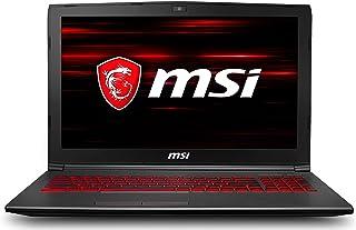 MSIゲーミングノート GV62 8RD-075JP/ Windows10/ 第8世代 Corei5/ 15.6FHD/ 16GB /128GBSSD+1TBHDD/ GTX 1050 Ti 4GB