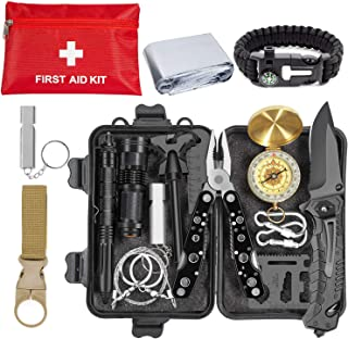 Best sos emergency survival equipment kit Reviews