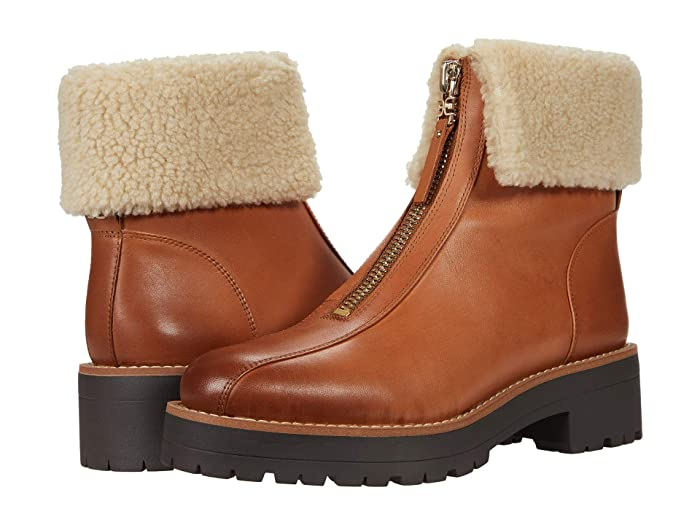 Vintage Boots- Winter Rain and Snow Boots History Sam Edelman Jacquie 2 Brown Womens Pull-on Boots $90.00 AT vintagedancer.com