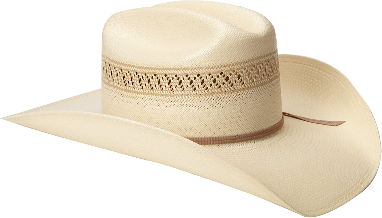 Rscnly-304281 RESISTOL Mens Conoly 10X Straw Cowboy Hat