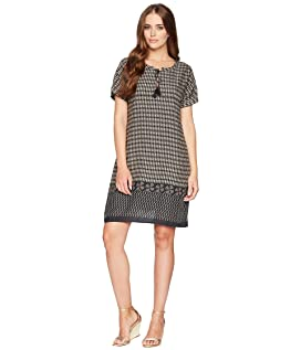 Modern Gypsy Short Sleeve Dress with Lining and Pockets