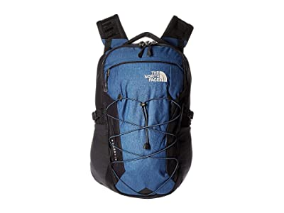 The North Face Borealis (Shady Blue Light Heather/Weathered Black) Backpack Bags