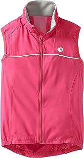 Pearl Izumi Junior Barrier Vest, Pink Punch, X-Large