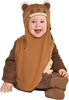 Party City Ewok Halloween Costume for Babies, Star Wars, Includes Accessories