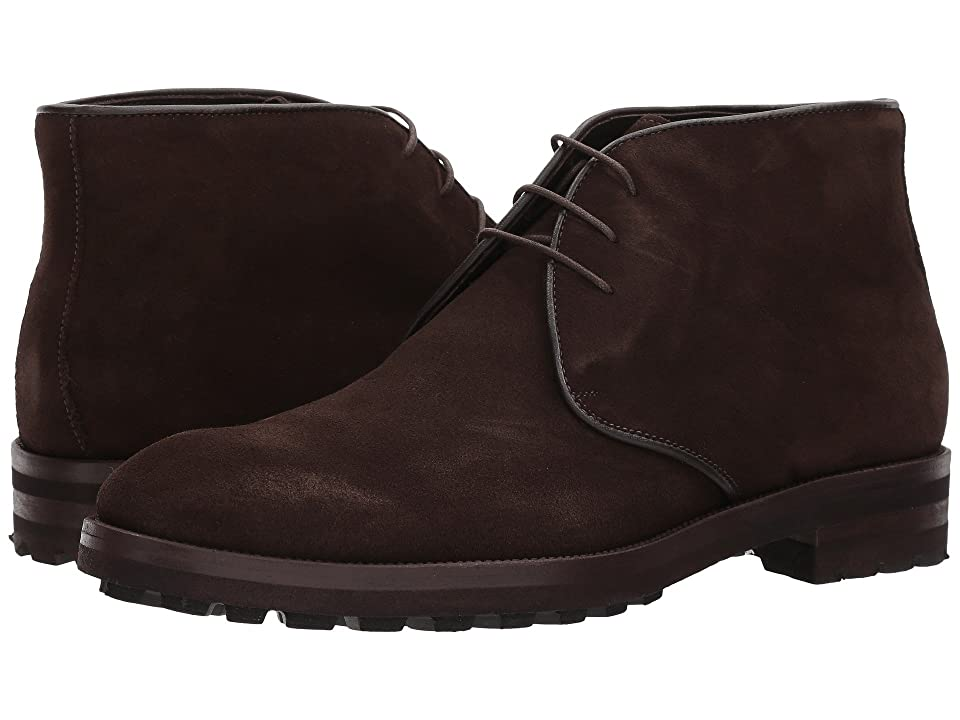 To Boot New York Phipps (Dark Brown Suede Hydro) Men