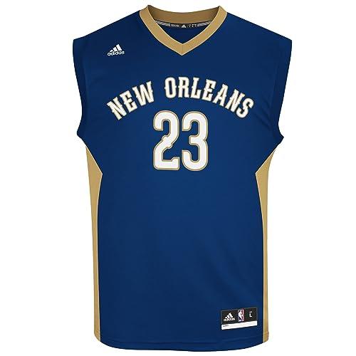 43d65eb8540f adidas NBA Mens Replica Player Road Jersey