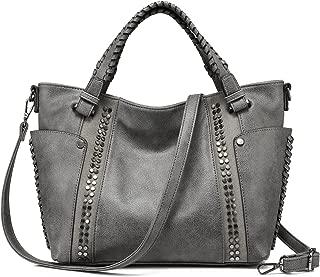cute grey purses