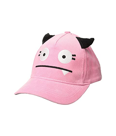 05bf415027c San Diego Hat Company Kids Single Tooth Monster Ball Cap (Little ...
