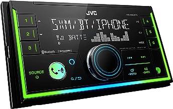 JVC KW-X840BTS 2-Din Digital Media Receiver Featuring Bluetooth/USB/SiriusXM/Amazon Alexa