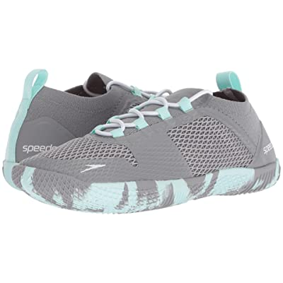 Speedo Fathom AQ (Heather Grey) Women