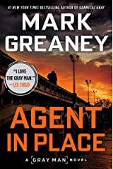 Agent in Place (Gray Man Book 7) Kindle Edition