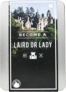 Gift Republic: Become a Laird or Lady Gift Box (GR100008)