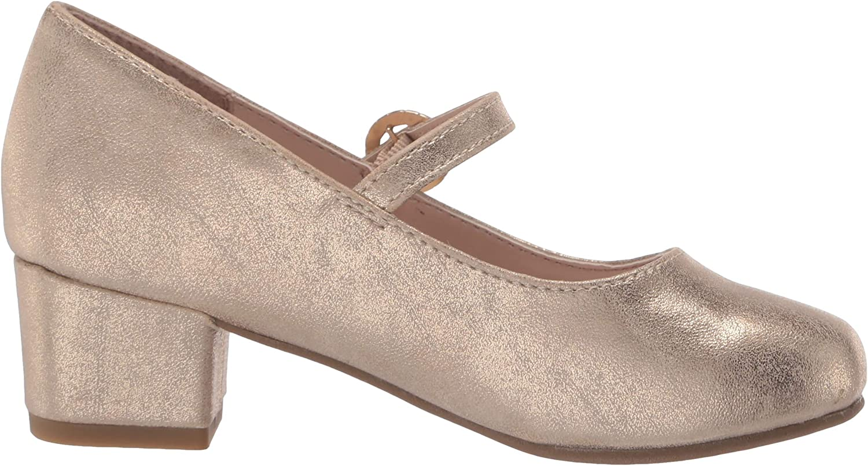 The Children's Place Unisex-Child Glitter Heels Ballet Flat