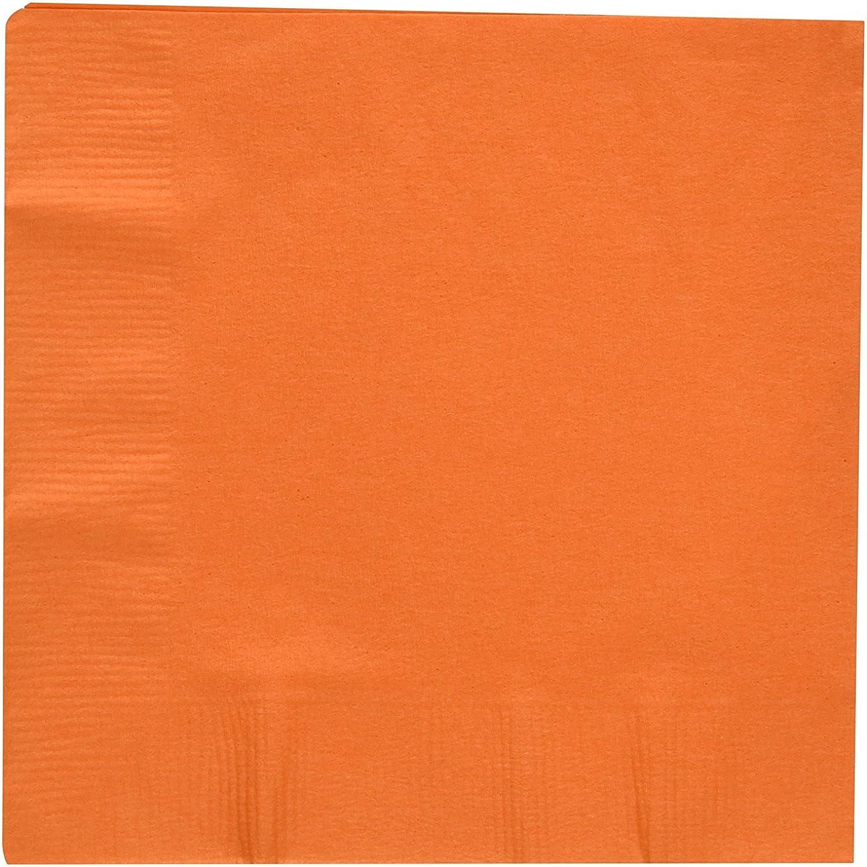 Creative Congreening 192942 Sunkissed orange orange Lunch Napkins
