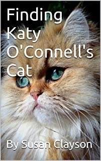 Finding Katy O'Connell's Cat (The Finding Series of Bev Stone Shorts)