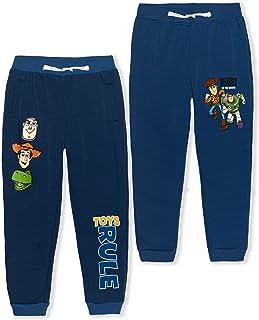 Disney Toy Story Boy's 2-Piece Drawstring Athletic Jogger Pants Set