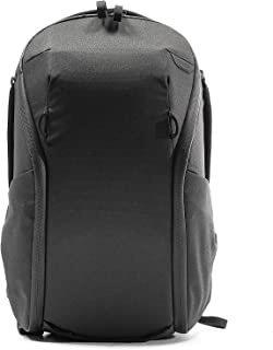 Everyday Backpack 20L Zip (Black)
