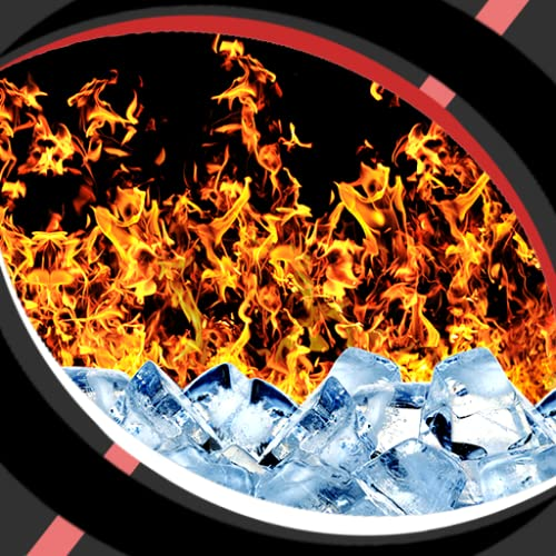 Papéis de parede ao vivo - Fire and Ice