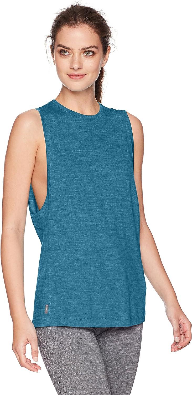 Icebreaker Merino Women's Sphere Lightweight Muscle Shirt, Merino Wool