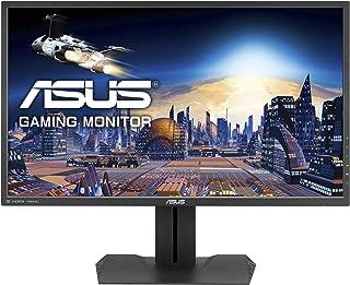 ASUS 27-Inch 2K 144Hz WQHD FreeSync Gaming Monitor IPS, 4ms response time, HDMI, DisplayPort, USB 3.0, 2560 X 1440 Display with Pivot, Tilt, and Swivel, Eyecare (MG279Q)