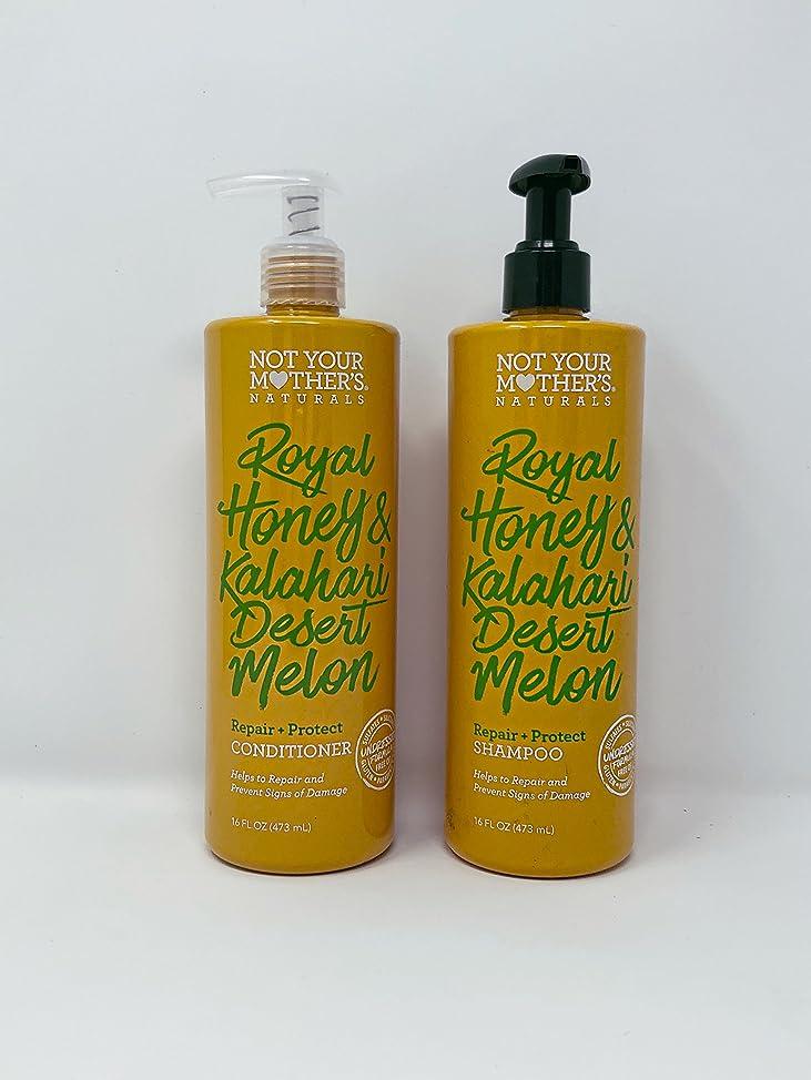 Not Your Mother's Natural Royal Honey & Kalahari Melon Shampoo & Conditioner Set