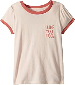 Lucky Brand Kids - Jocelyn Tee (Little Kids)