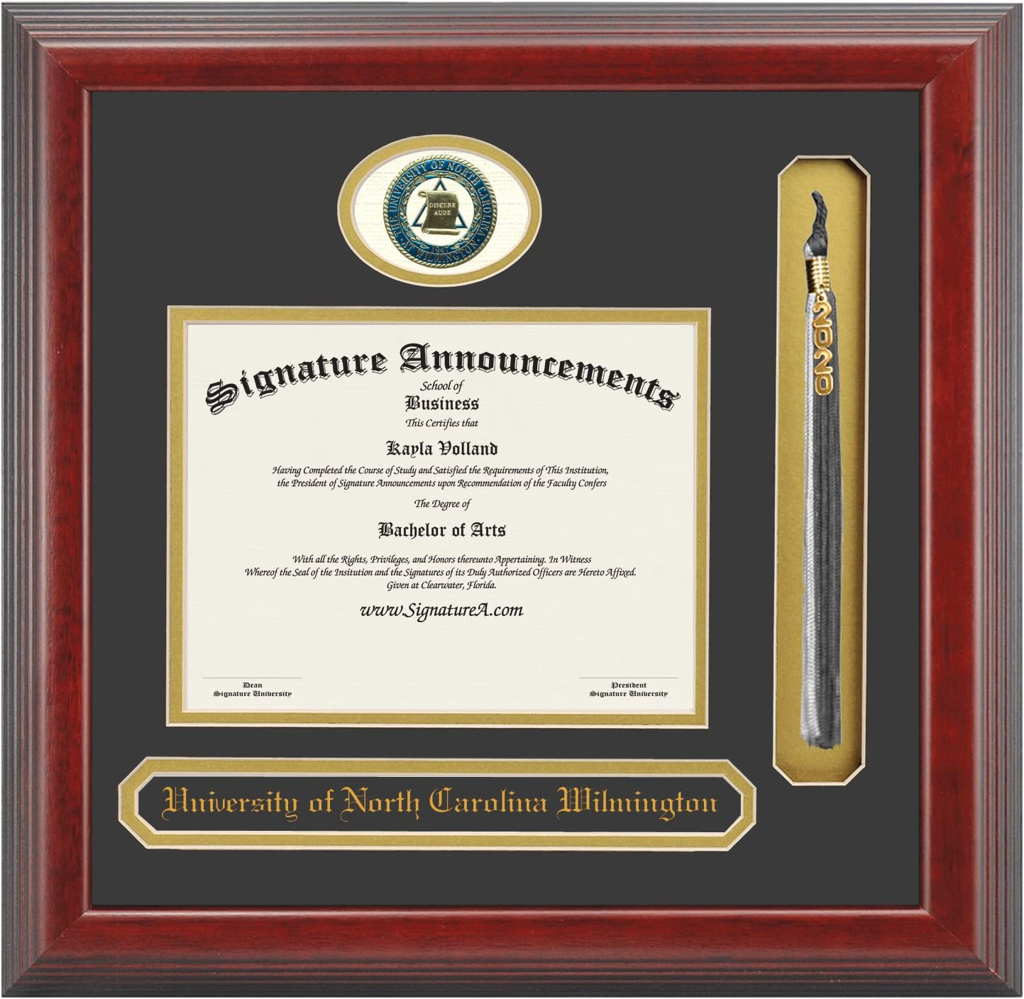 Signature Nashville-Davidson outlet Mall Announcements DF-26001-120532 University of Caro North