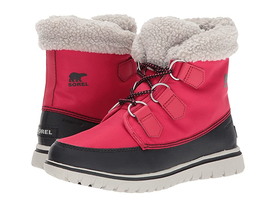 SOREL Cozy Carnival (Candy Apple/Black) Women