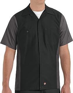 Red Kap Camisa masculina de manga curta Rip-stop