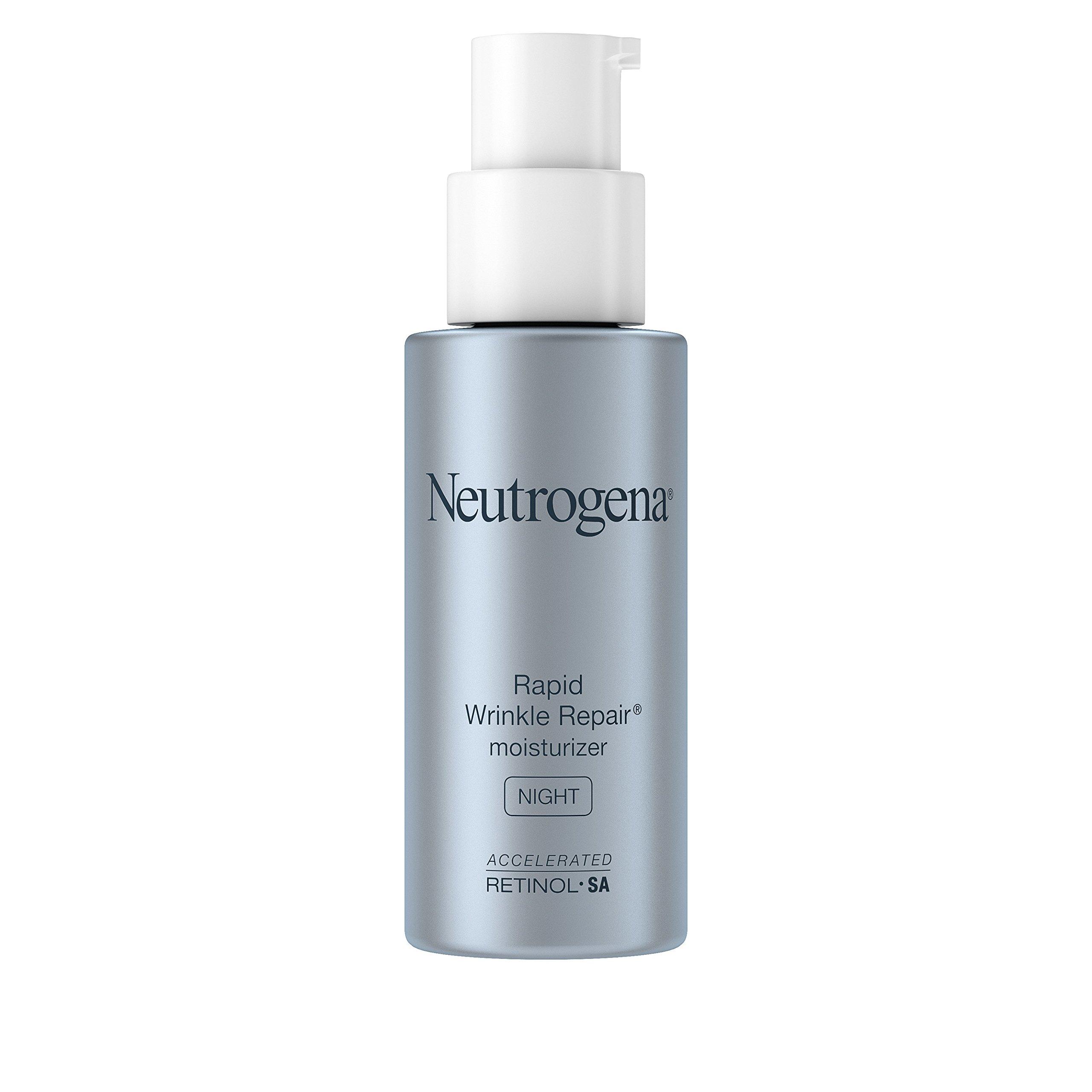 Neutrogena Wrinkle Anti Wrinkle Accelerated Moisturizer
