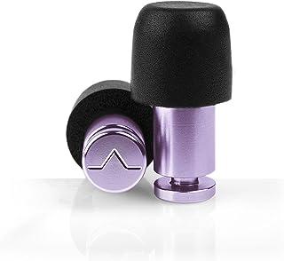 Flare Audio - Isolate MiNi Silver Pink Ear Protection Earplugs