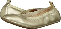 Yosi Samra Kids - Miss Samara Metallic Ballet Flat (Toddler/Little Kid/Big Kid)