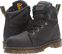 Fairleigh Steel Toe 6-Eye Boot