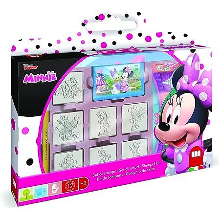 Disney Stempel- und Schablonenset Minnie Mouse Stempelset Eiskönigin Frozen