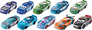 Disney/Pixar Cars Die-cast Old Generation Vehicles, 10-Pack