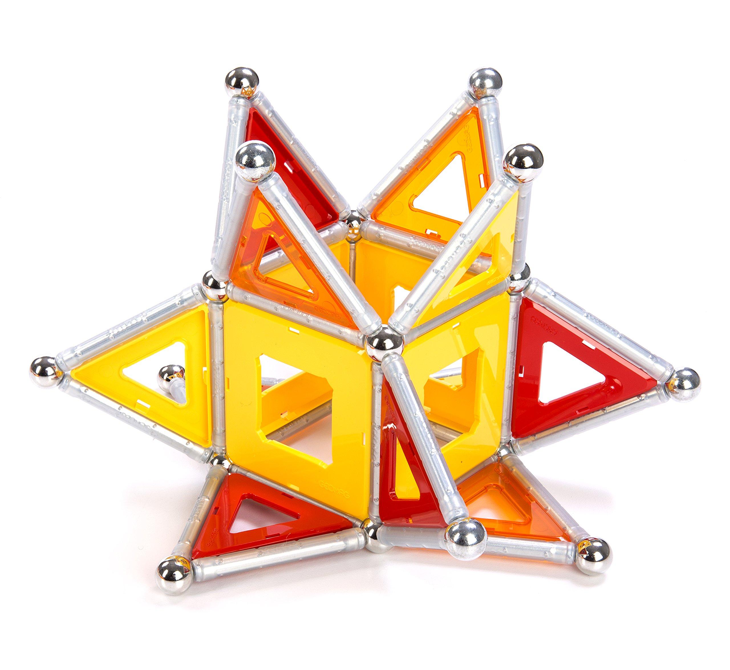 Geomag 453, Classic Panels, Juego de construcción magnético, 104 Piezas, Multicolor: Amazon.es: Juguetes y juegos