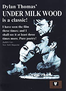 Under Milk Wood: Screenplay by Andrew Sinclair
