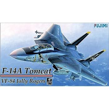 フジミ模型 1/72 FシリーズNo.61 F14-A トムキャット ジョリーロジャース