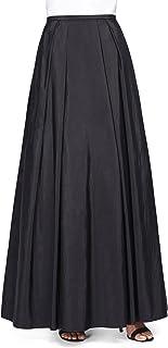 Alex Evenings Women's Long Skirt Various Styles (Petite and Regular Sizes)