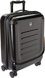 Victorinox Spectra 2.0 Dual-Access Global Carry-on, Black (Black) - 31318001-001