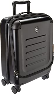 Victorinox Spectra 2.0 Dual-Access International Carry-On Hardside Spinner Suitcase, 21-Inch, Black