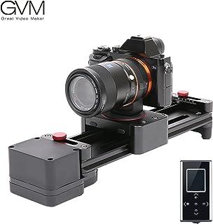 Mini Slider motorizado GVM (30cm)+ ciclo automático+timelapse