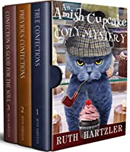 An Amish Cupcake Cozy Mystery Three Book Box Set
