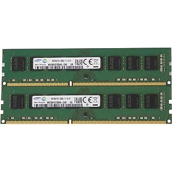 Micron 16GB 2x8GB 2Rx8 PC3-12800E DDR3 1600MHz 240Pin ECC Unbuffered Server RAM