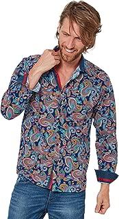 Joe Browns Mens Crazy Paisley Print Button Up Shirt