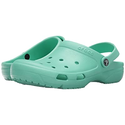 Crocs Coast Clog (New Mint 1) Shoes