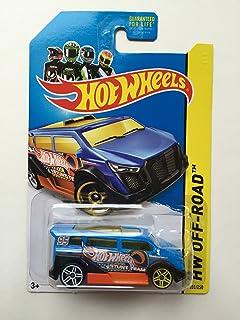 2014 Hot Wheels SpeedBox Treasure Hunt 101/250 Hw Off-Road