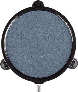 VIVOSUN 8 Inch Air Stone Disc with Shell and Sucker for Hydroponics Aquarium Tank Pump