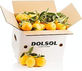 15kg Naranjas Zumo DOLSOL. De familia de agricultores con